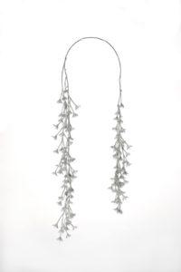 2° Premio LEE HEEJIN Collana, argento Chain, silver