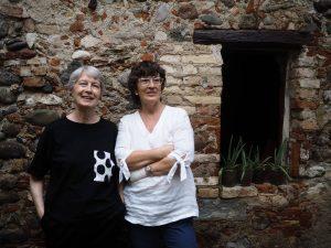 Curatrici Premio MARIA ROSA FRANZIN e ROSANNA PADRINI DOLCINI